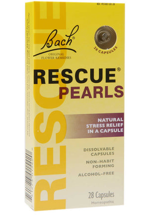 Bach Flower Remedies Rescue® Pearls