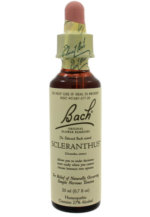 Bach Flower Remedies Scleranthus