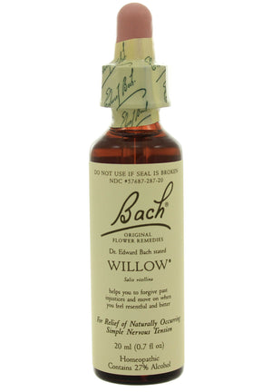Bach Flower Remedies Willow