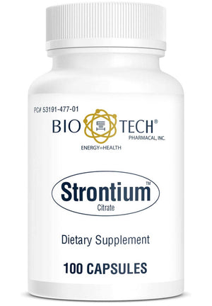 Bio-Tech Pharmacal Strontium Citrate