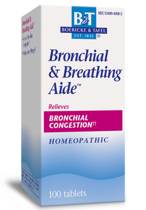 Boericke & Tafel Bronchial & Breathing Aide™