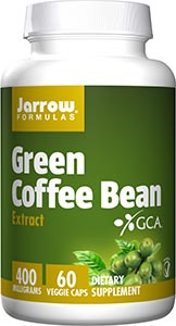 Jarrow Formulas Green Coffee Bean Extract 400mg