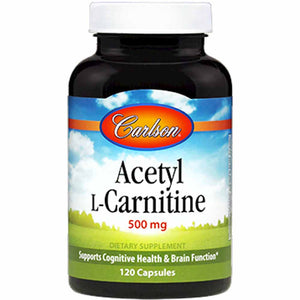 Carlson Labs Acetyl-L-Carnitine