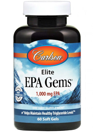 Carlson Labs Elite EPA Gems