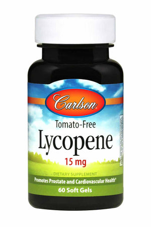 Carlson Labs Lycopene 15 mg (Tomato-Free)
