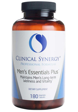 Clinical Synergy Professional Formulas Men's Essentials Plus