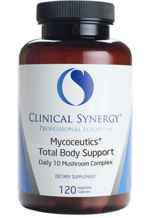 Clinical Synergy Professional Formulas Mycoceutics Total Body Support