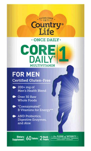 Country Life Core Daily 1 Multivitamin For Men