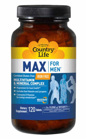 Country Life Max For Men