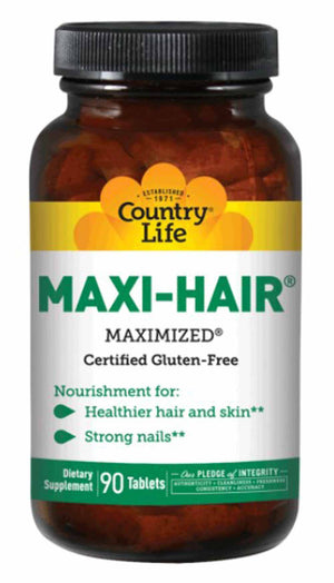 Country Life Maxi Hair