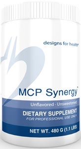 Designs for Health MCP Synergy
