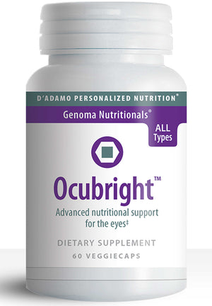 D'Adamo Personalized Nutrition Ocubright