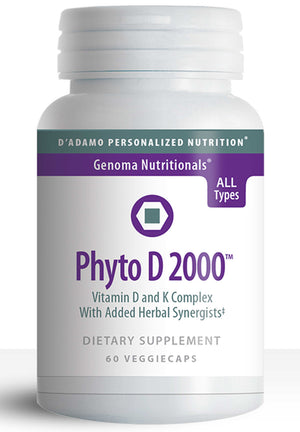 D'Adamo Personalized Nutrition Phyto D 2000