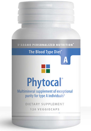 D'Adamo Personalized Nutrition Phytocal A