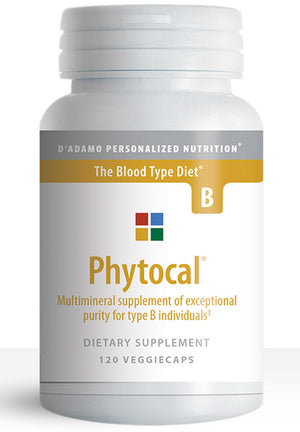 D'Adamo Personalized Nutrition Phytocal B