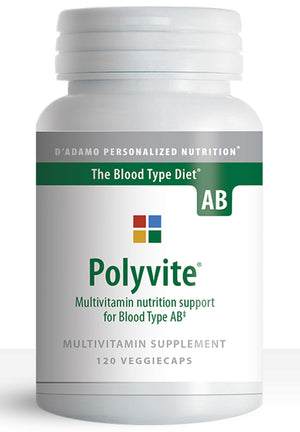 D'Adamo Personalized Nutrition Polyvite AB