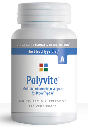 D'Adamo Personalized Nutrition Polyvite A