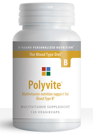 D'Adamo Personalized Nutrition Polyvite B