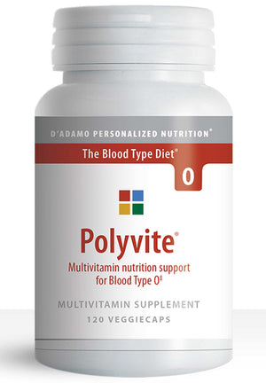 D'Adamo Personalized Nutrition Polyvite O