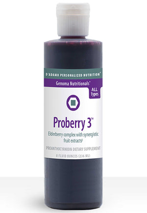 D'Adamo Personalized Nutrition ProBerry 3
