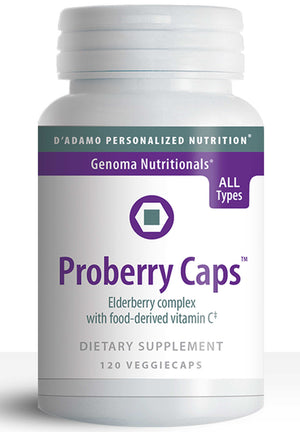 D'Adamo Personalized Nutrition Proberry Caps