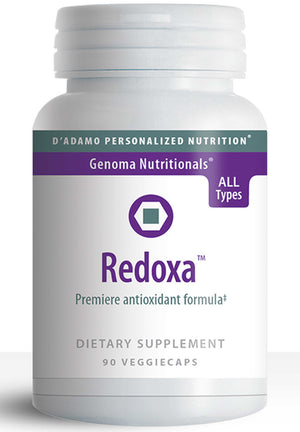 D'Adamo Personalized Nutrition Redoxa