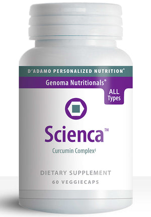 D'Adamo Personalized Nutrition Scienca