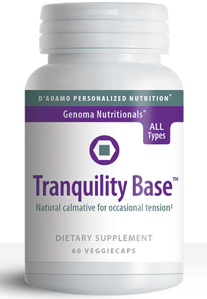 D'Adamo Personalized Nutrition Tranquility Base