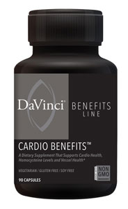 DaVinci Labs Cardio Benefits