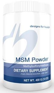 Designs for Health MSM Powder