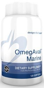 Designs for Health OmegAvail Marine