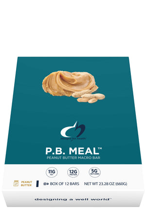 Designs for Health P.B. Meal