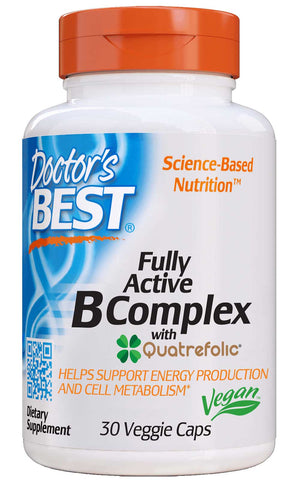 Doctor's Best Fully Active B Complex