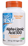 Doctor's Best Alpha Lipoic Acid 300mg