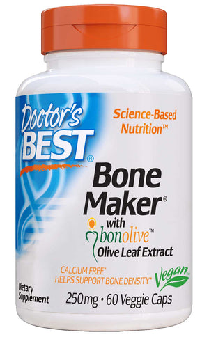 Doctor's Best Bone Maker with Bonolive 250mg