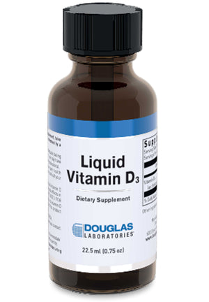 Douglas Laboratories Liquid Vitamin D-3