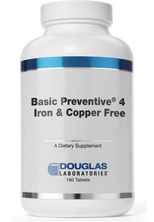 Douglas Laboratories Basic Preventive 4