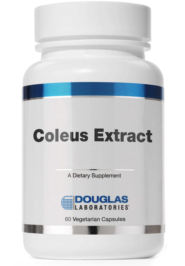 Douglas Laboratories Coleus Extract