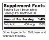 Douglas Laboratories Folic Acid
