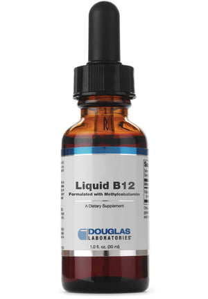 Douglas Laboratories Methylcobalamin Liquid B12