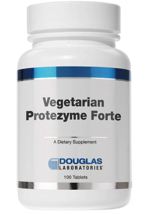 Douglas Laboratories Vegetarian Protezyme Forte
