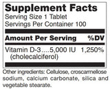 Douglas Laboratories Vitamin D (5,000 I.U.)