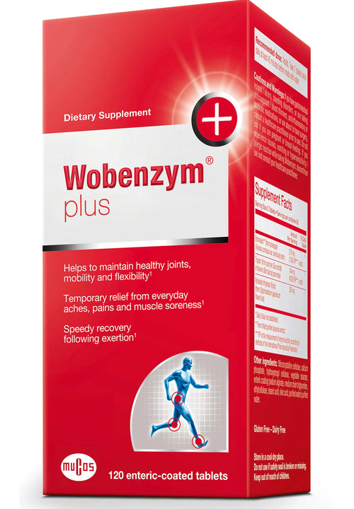 Douglas Laboratories Wobenzym Plus