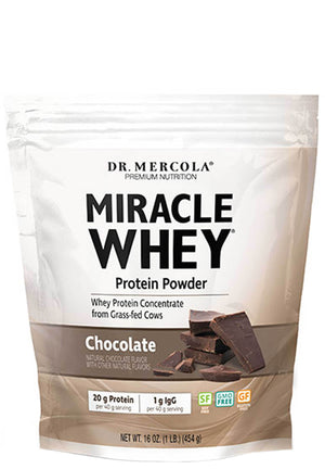 Dr. Mercola Miracle Whey Chocolate