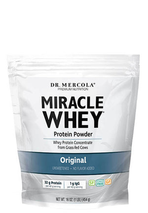 Dr. Mercola Miracle Whey Original