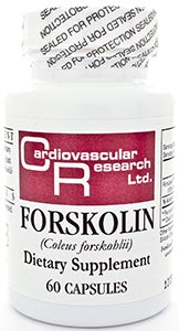 Ecological Formulas/Cardiovascular Research Forskolin