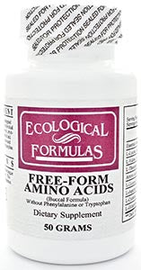 Ecological Formulas/Cardiovascular Research Amino Acid Crystals (Free-Form)