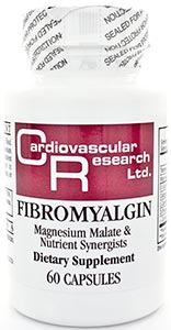 Ecological Formulas/Cardiovascular Research Fibromyalgin(Mg Malate and Synergists)