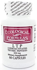 Ecological Formulas/Cardiovascular Research LTP(Lyphoactivated Thymic Peptides)