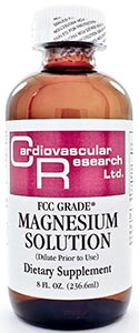 Ecological Formulas/Cardiovascular Research Magnesium Solution